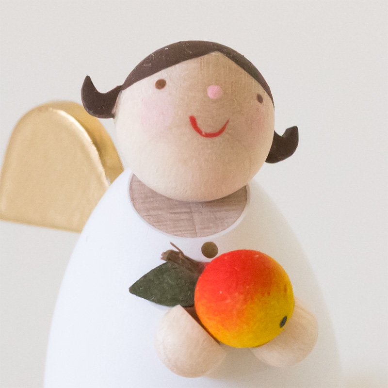 Guenter Reichel ギュンター・ライヒェル 天使とりんご