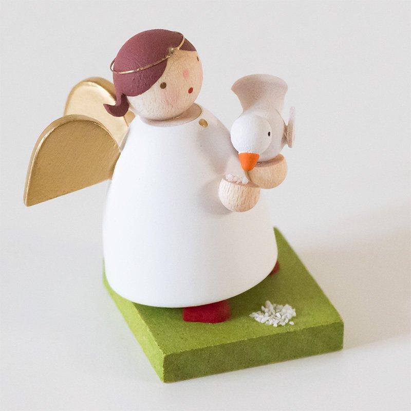 Guenter Reichel ギュンター・ライヒェル 天使と小鳥