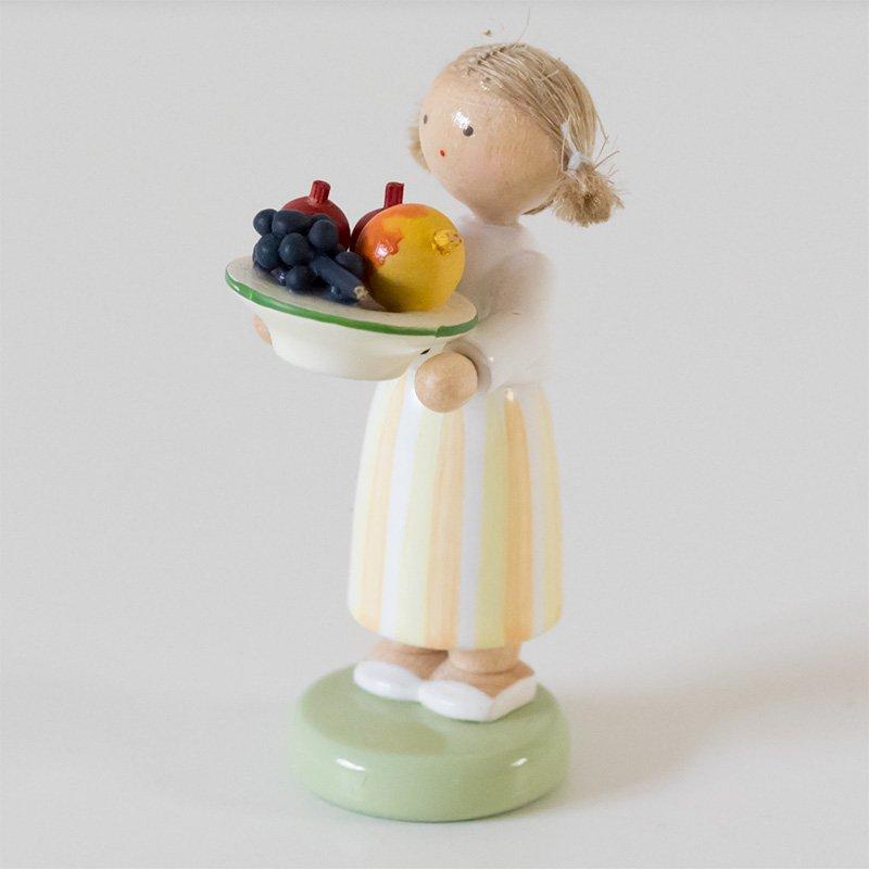 Flade フラーデ フルーツと少女