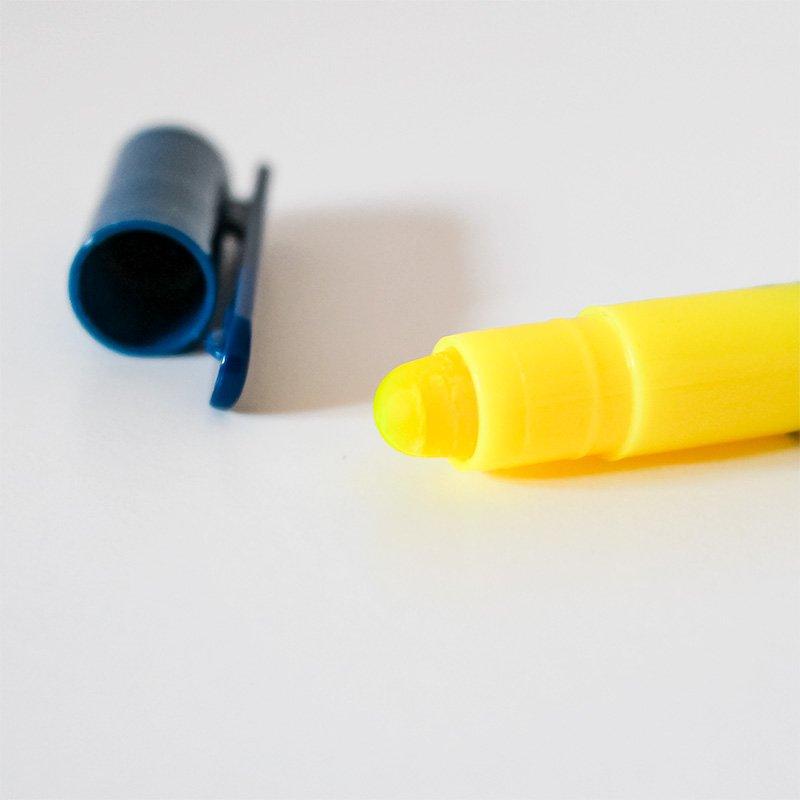 STAEDTLER ステッドラー  固形蛍光マーカー テキストサーファーゲル