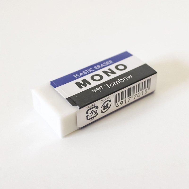 トンボ鉛筆 MONO モノ消しゴム PE-04A