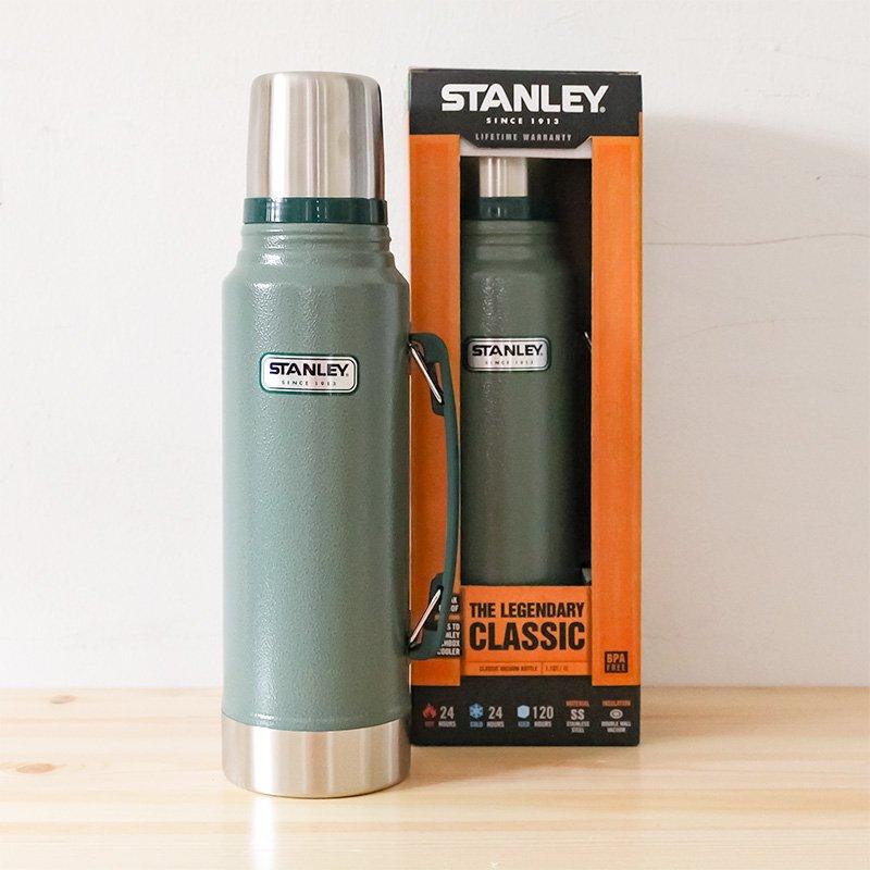 STANLEY スタンレー クラシック真空ボトル 1L