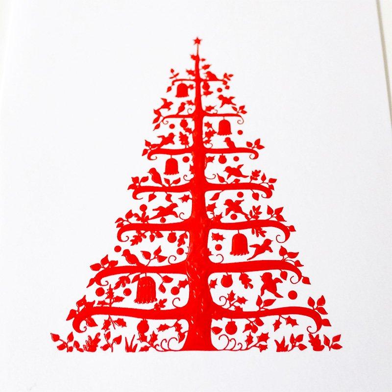 FIRST CARDS ファーストカーズ クリスマスカード - 2954