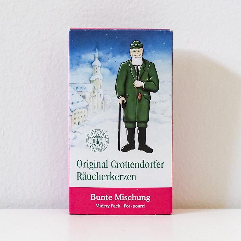 Crottendorfer Raeucherkerzen お香 ミックス