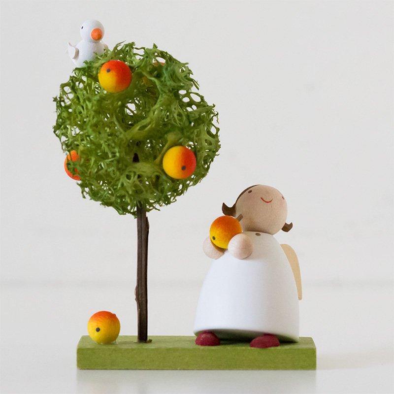 Guenter Reichel ギュンター・ライヒェル 天使とりんごの木