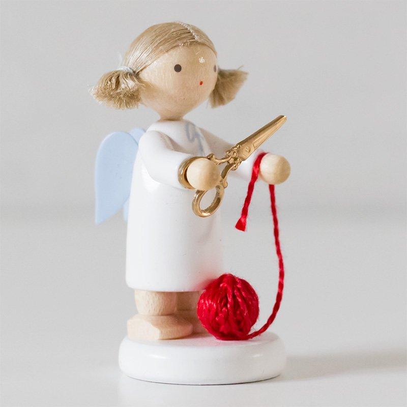 Flade フラーデ 天使とはさみ