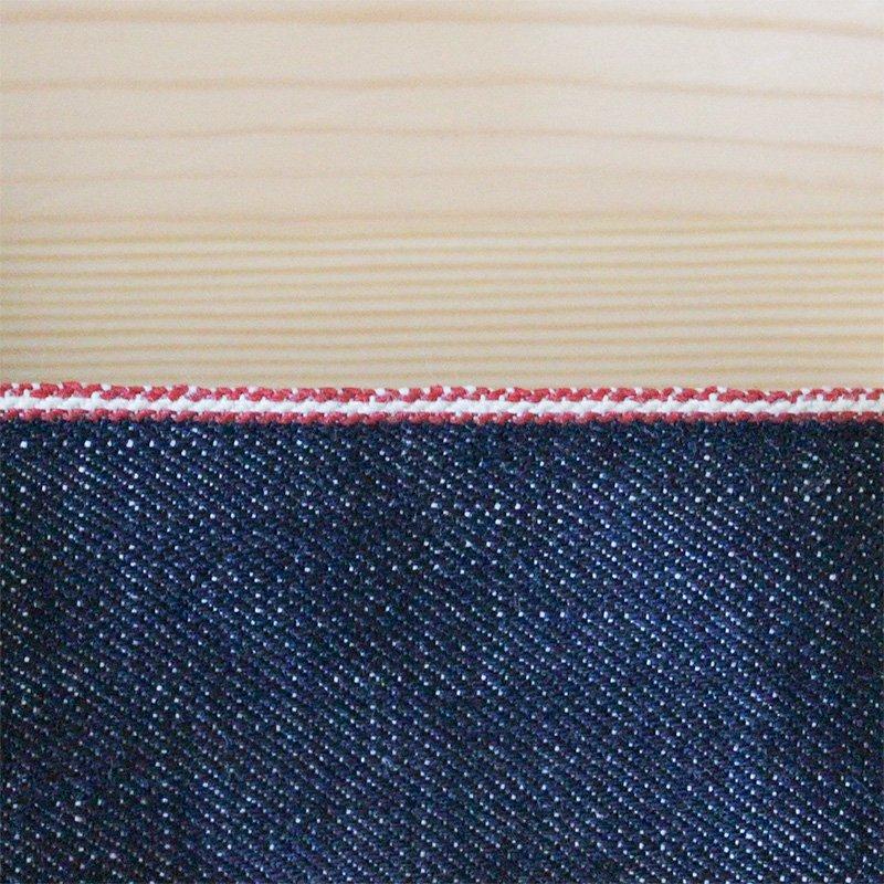 松野屋 THREAD-LINE スレッドライン 赤耳デニムトートバッグ