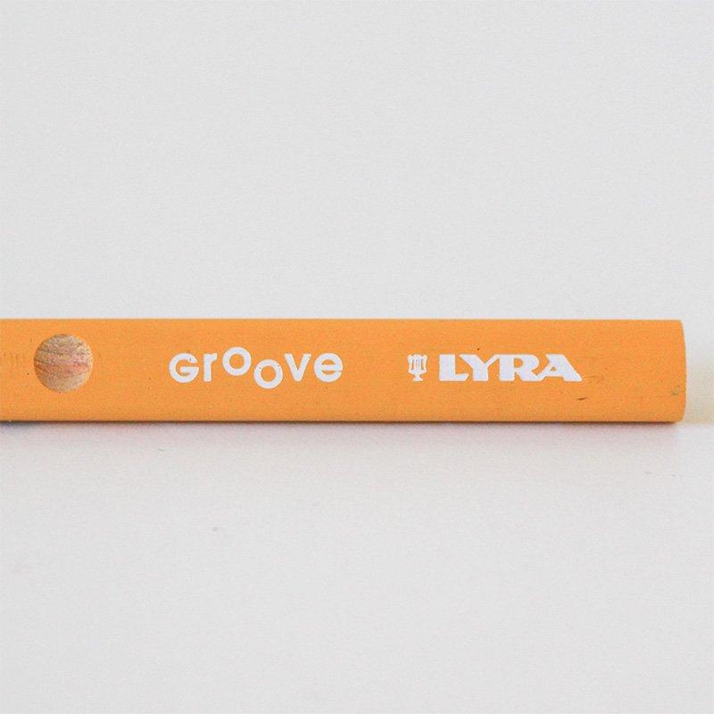 LYRA リラ Groove グルーヴ 色鉛筆 10色セット