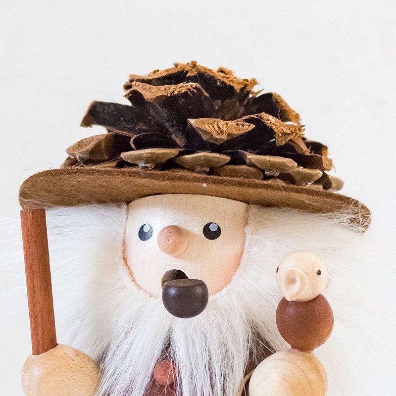 Christian Ulbricht クリスチャン・ウルブリヒト 煙出し人形 松ぼっくりの妖精
