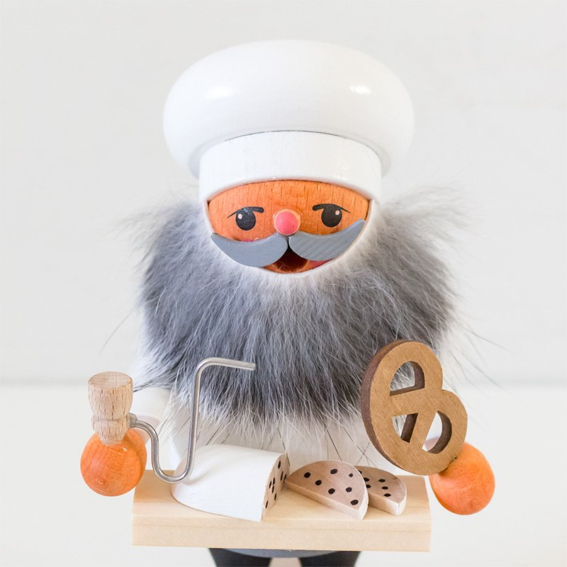Karl Werner カール・ヴェルナー 煙出し人形 パン屋さん