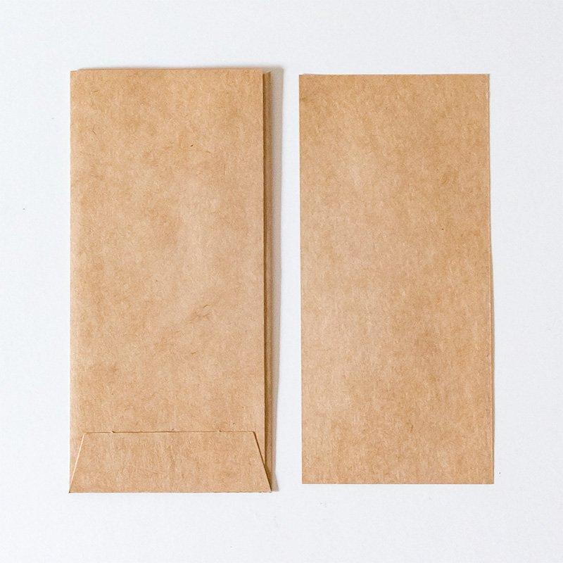 CHARKHA チャルカ CRAFT PAPER LOVE 引き出すカード&封筒 late morning