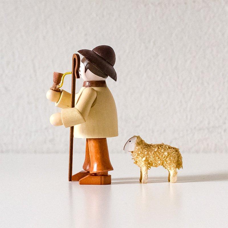 Romy Thiel ロミー・ティール 羊飼いとヒツジ