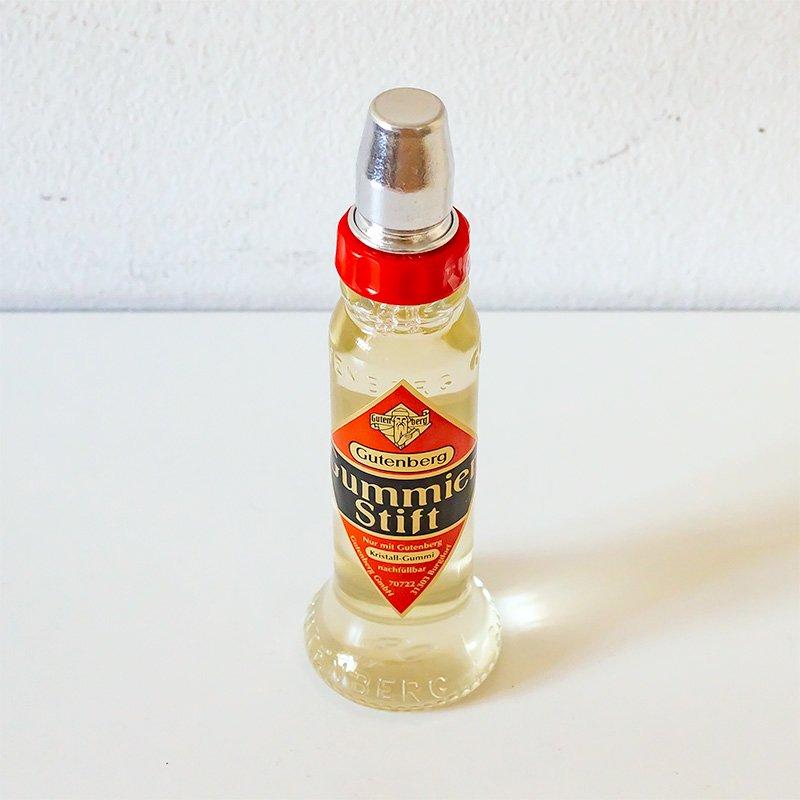 Gutenberg グーテンベルク リキッドグルー ガラスボトル