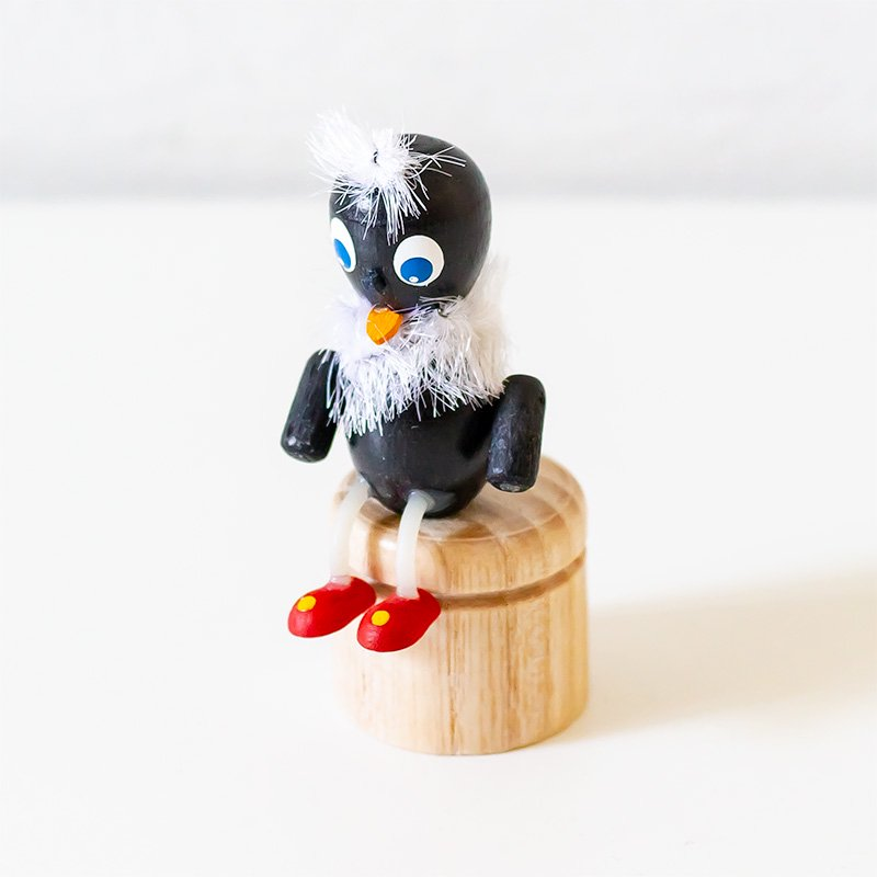 Karl-Heinz Bilz カール-ハインツ・ビルツ 脱力人形 ピティプラチュ