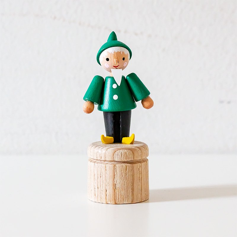 Karl-Heinz Bilz カール-ハインツ・ビルツ 脱力人形 ザントマン