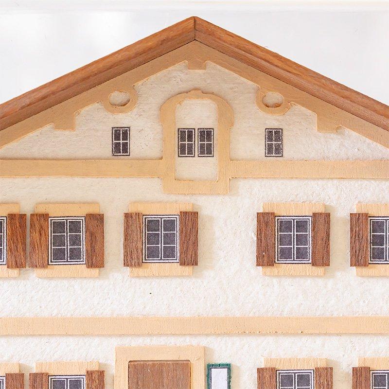 Hartmut Hennig ヘニッヒ アルプスの家