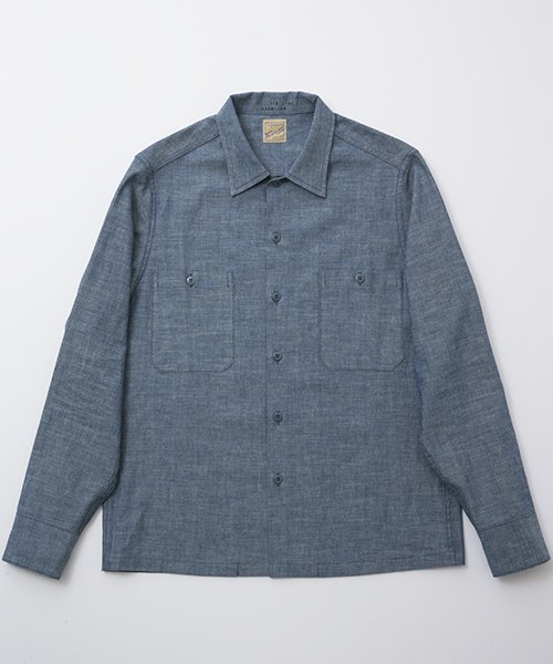 RAGTIME DECK CHAMBRAY SHIRTS