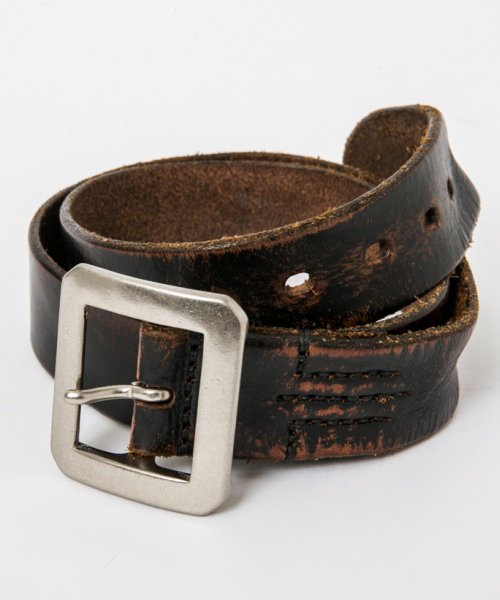 RAGTIME LEATHER BELT