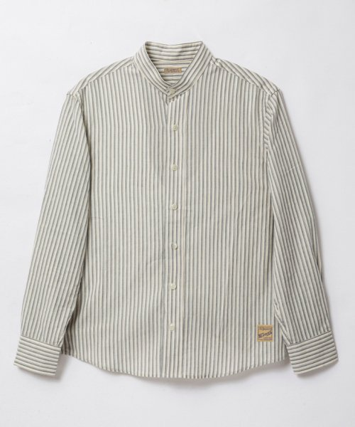 RAGTIME BAND COLLAR SHIRTS