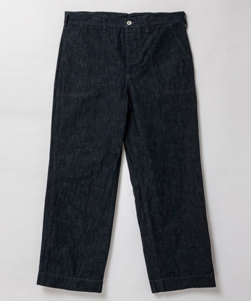 RAGTIME UTILITY DENIM PANTS