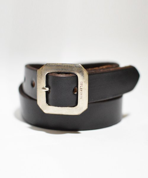 RAGTIME NARROW LEATHER BELT