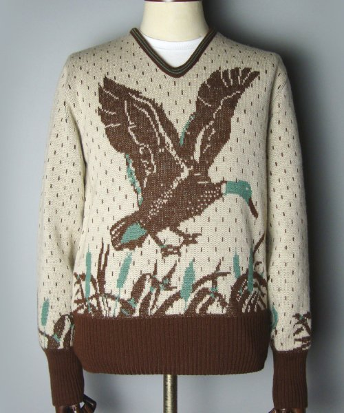 RAGTIME WILD DUCK SWEATER