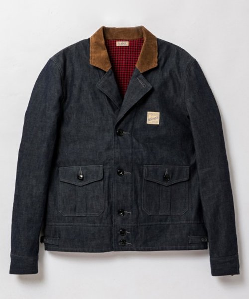 RAGTIME DENIM A-1 JACKET