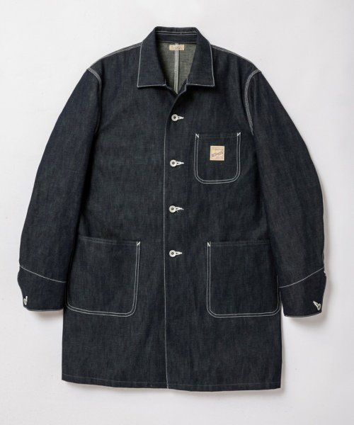 RAGTIME DENIM SHOP COAT