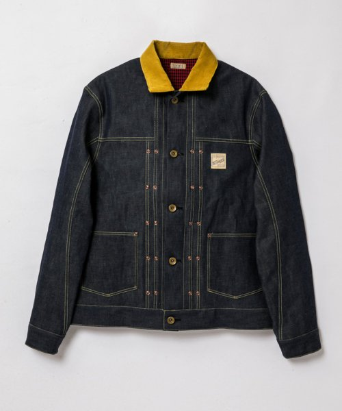 RAGTIME DENIM JACKET with LINING