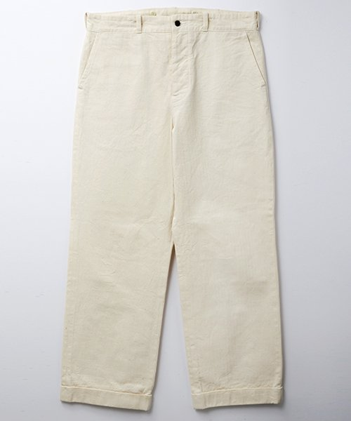 RAGTIME HERRINGBONE TROUSERS