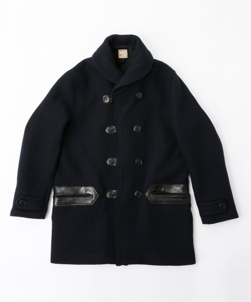 RAGTIME WOOL MACKINAW COAT