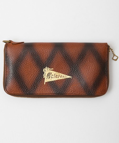 RAGTIME WALLET WIRE MESH STENCIL