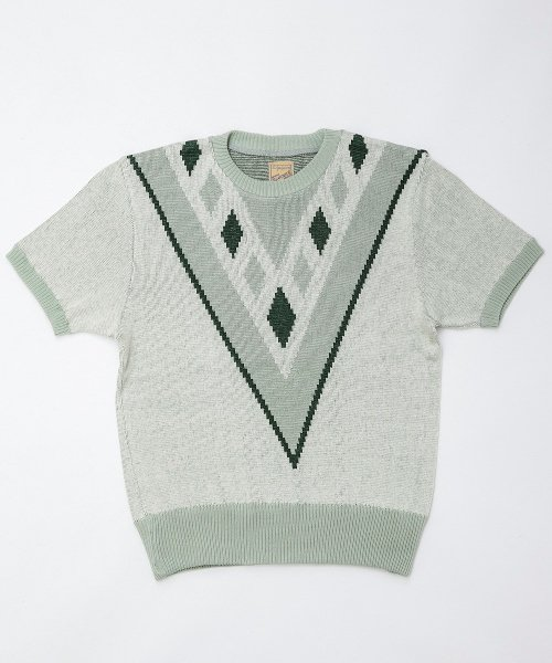<img class='new_mark_img1' src='https://img.shop-pro.jp/img/new/icons20.gif' style='border:none;display:inline;margin:0px;padding:0px;width:auto;' />RAGTIME ARGYLE PLAY SHIRTS