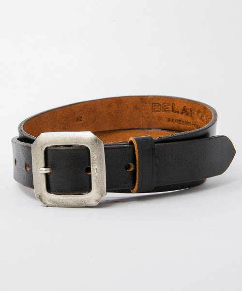 RAGTIME LEATHER NARROW BELT