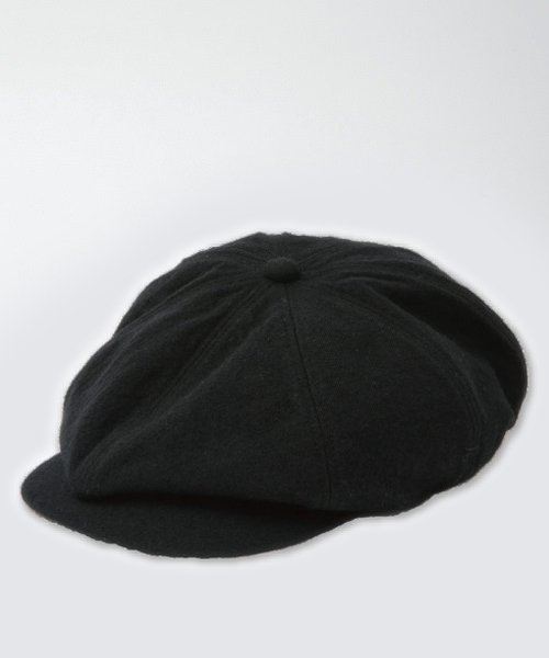 RAGTIME CASQUETTE (BLACK)