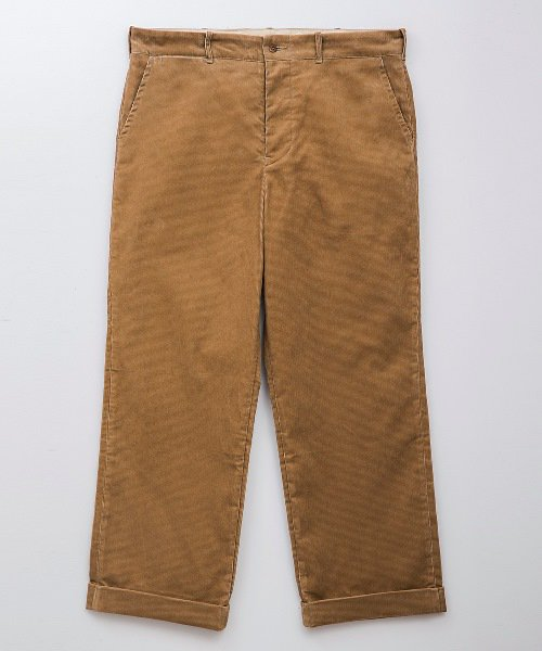RAGTIME CORDUROY TROUSERS
