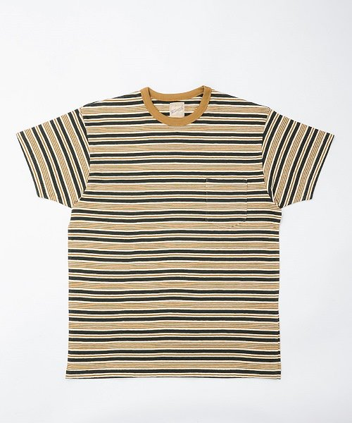 RAGTIME THIN MULTI STRIPE T
