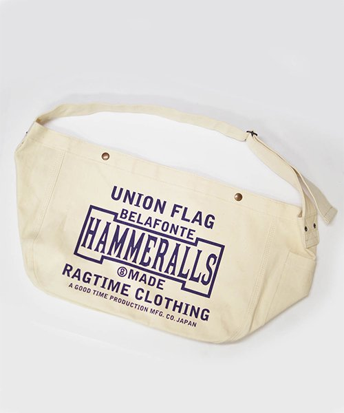 RAGTIME HAMMERALLS NEWSPAPERBOY BAG
