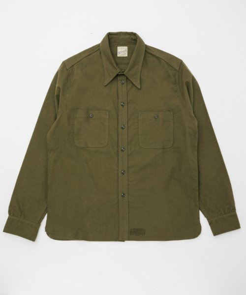 RAGTIME TRIPLE STITCH SHIRTS FLANNEL