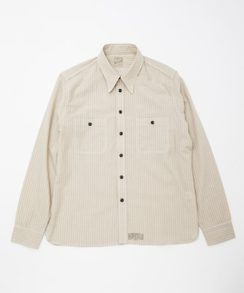 RAGTIME TRIPLE STITCH SHIRTS STRIPE