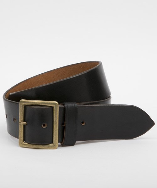 <img class='new_mark_img1' src='https://img.shop-pro.jp/img/new/icons56.gif' style='border:none;display:inline;margin:0px;padding:0px;width:auto;' />RAGTIME LEATHER GARRISON BELT 45mm