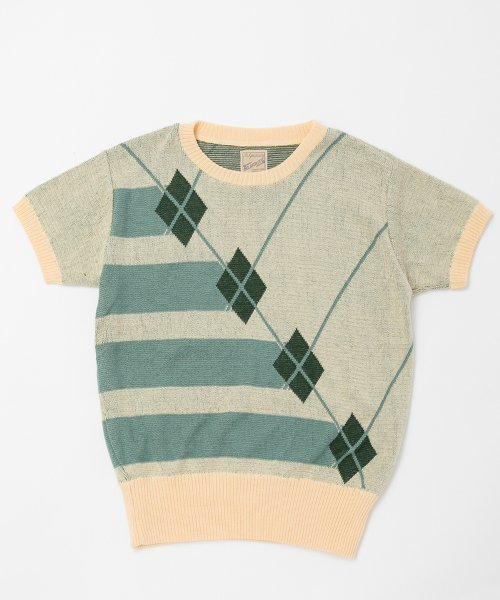 RAGTIME ARGYLE PLAY SHIRTS