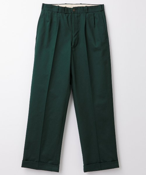 RAGTIME CHINO 2TACK TROUSERS