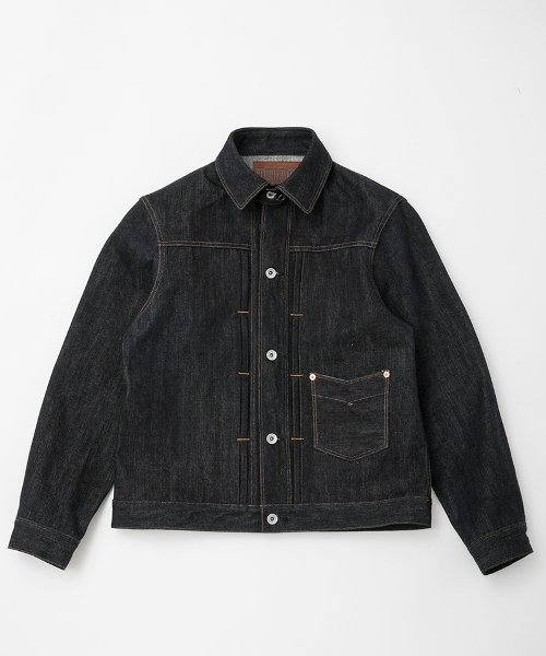 <img class='new_mark_img1' src='https://img.shop-pro.jp/img/new/icons56.gif' style='border:none;display:inline;margin:0px;padding:0px;width:auto;' />RAGTIME GZ-19J BOLT DENIM JACKET
