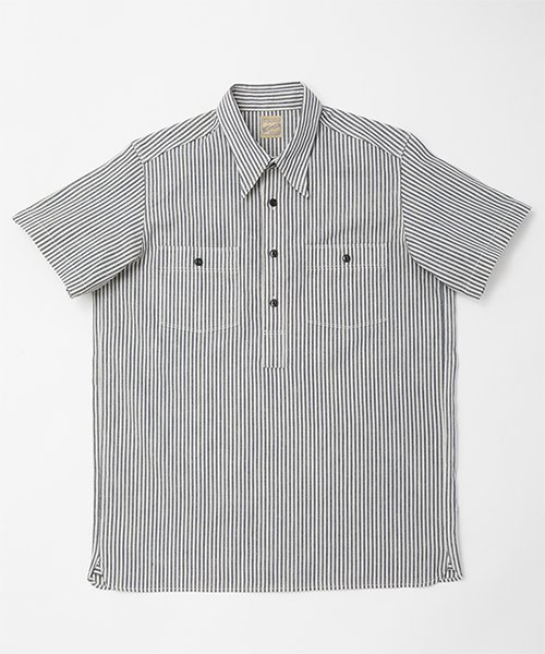 RAGTIME PULLOVER SHIRTS S/S