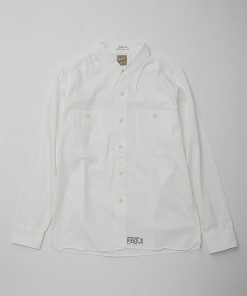 RAGTIME TRIPLE STITCH SHIRTS CHAMBRAY