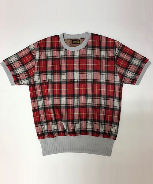 RAGTIME PLAID PLAY T SHIRTS