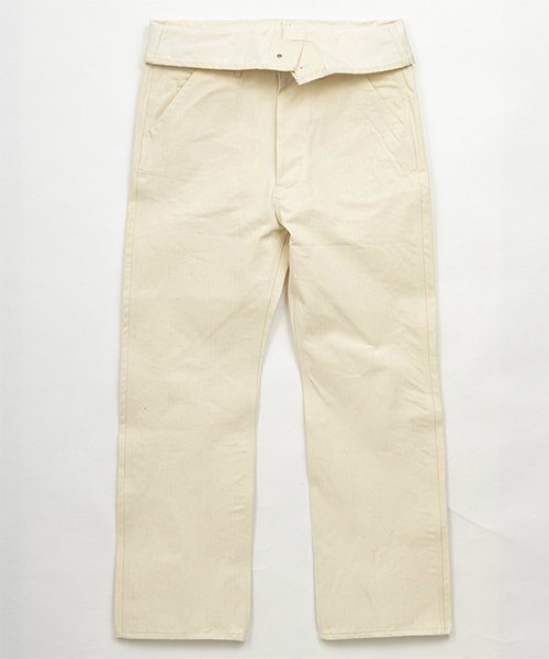 RAGTIME CHOPPER COVERALLS HERRINGBONE