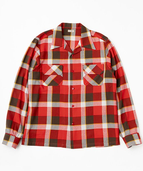 RAGTIME OG PLAID RAYON SHIRTS
