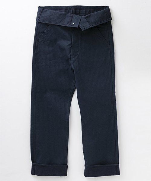 <img class='new_mark_img1' src='https://img.shop-pro.jp/img/new/icons20.gif' style='border:none;display:inline;margin:0px;padding:0px;width:auto;' />RAGTIME CHOPPER COVERALLS HERRINGBONE (SAMPLE)